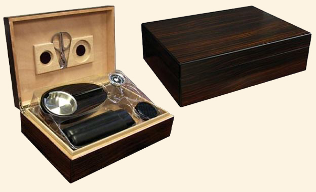 The Davenport Humidor...50 Ct.